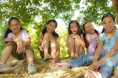 five girls (maio amor) Tags: girls nicole sam loveit cupcake dominique natasha maio garbongbisaya photostakenbymaio
