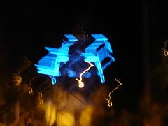 Nada es lo que parece (andaluza catalana) Tags: españa luz luces catalunya cordón lleida cuadro tàrrega lérida colornegro efectosespeciales colordorado colorazul nadaesloqueparece lurgel