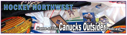 Hockey NW Canucks Outsider
