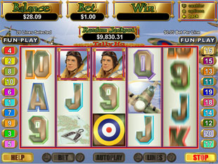 Tally Ho RTG slot game online review