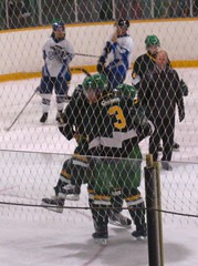 Perth Blue Wings vs Arnprior Packers