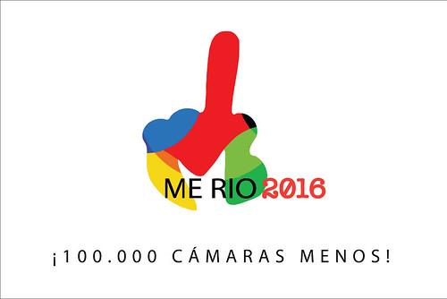 Me Río 2016 por ti.