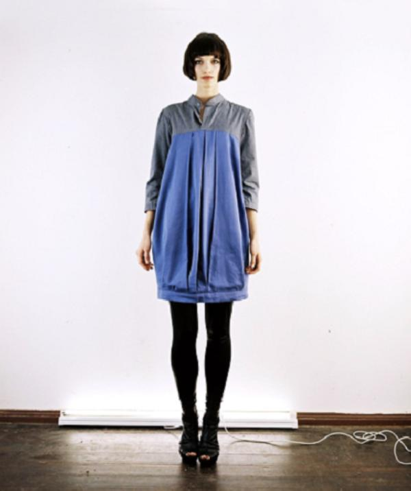Vilde Svaner SHIRT DRESS 3