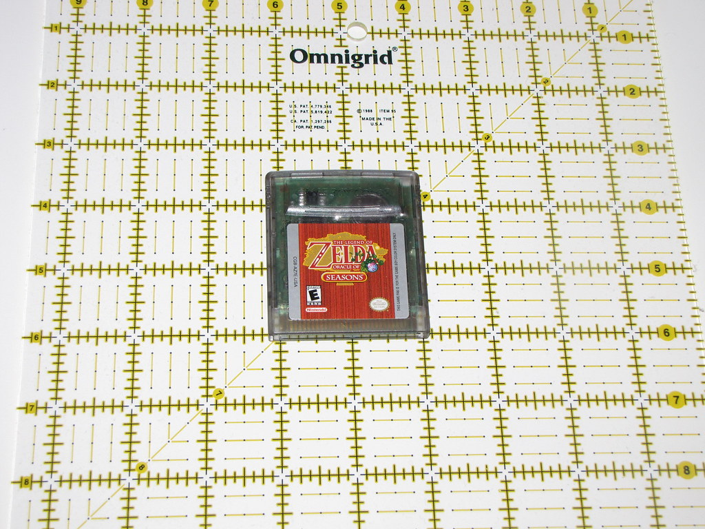 Game Boy Color Cartridge