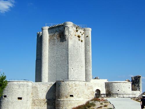 Íscar (Valladolid) castillo