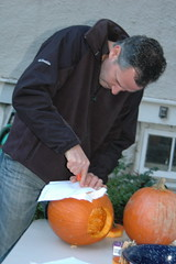 DSC_0023 (SImplifyllc) Tags: party pumpkin 2007