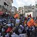 Goldstone protest in Ramallah