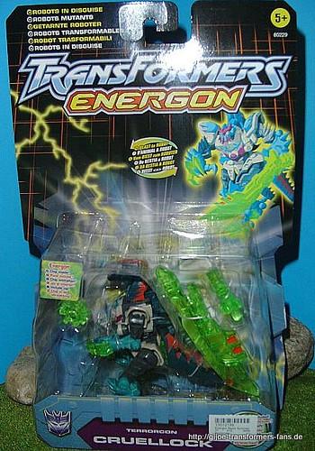 Cruellock Energon Terrorcons Transformers 001