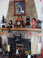 Halloween Mantle of Doom