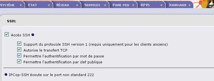 IpCop_SSH2