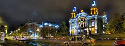 Cluj Teatru National / Calea Dorobantilor