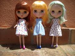 Honey, Amanda y Soen.
