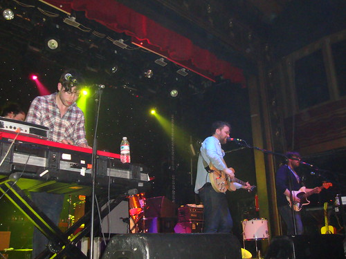 Frightened Rabbit @ Webster Hall 4/28/10