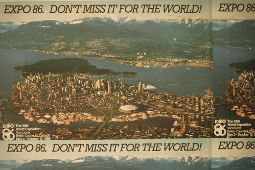 Expo 86, don't miss it for the world!