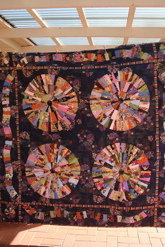 Japanese Circles Quilt