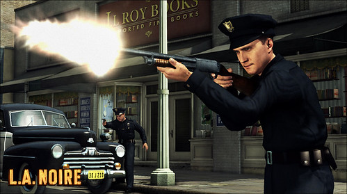 L.A. Noire Weapons Guide
