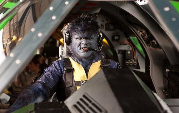 Nicholas Hoult as Dr. Henry Hank McCoy  (Beast)