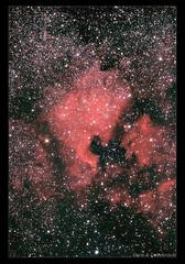 North America nebula (gucic) Tags: longexposure light sky mystery night dark star kodak space serbia pelican science gas telescope galaxy nebula astrophotography planet lightyear astronomy zenit supernova universe exploration comet astrology blackhole constellation asteroid deepspace astrophoto milkyway tair srbija northstar starfield valjevo kodake200 northamericanebula northernstar luckystar ngc7000 medvednik ecliptic kodakektachrome200 jablanik spiralgalaxy spacebackgrounds globularstarcluster neutronstar openstarcluster astronomytelescope ringgalaxy astrologysign tair300 sciencebackgrounds