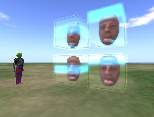 Cloning me in OpenSim