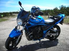 Suzuki Bandit de Segundamano. 3182463251_dfa9c48323_m