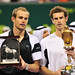 Andy Roddick & Andy Murray