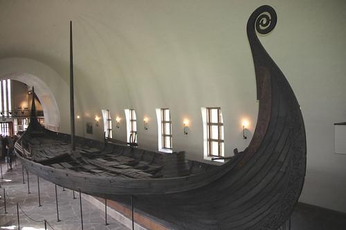 Enigma 4/100 - ¿llegaron los vikingos a America antes que Colón?