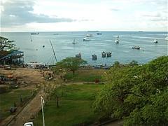 Zanzibar channel (SubiYurek) Tags: sail zanzibar dhow triangular lateen eastafricaungaja zanzibarislandtanzania