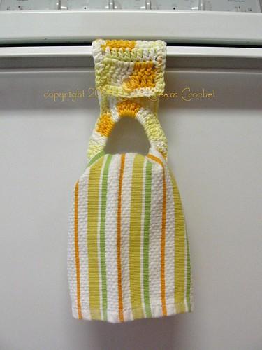 Basic Towel Ring Just Down Lemon Lane