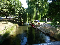NZ: Christchurch, River Avon