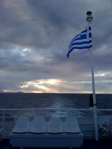 Leaving Crete 1