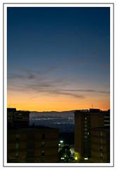 #218# (Atardeceres de invierno) (Jos Maria Snchez G. @byjosemaria) Tags: sunset atardecer nikon ciudad invierno nikkor50mm14 meiker d700 josemariasg byjosemaria