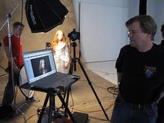 Problem Solving (Joe McNally) (HamWithCam) Tags: nyc vanessa video interestingness hamwithcam hwc explore 166 top500 top250 joemcnally shootdigital sd880is