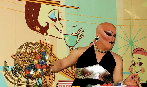 Stuff to Do:  Drag Queen Bingo