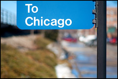To Chicago (Andy Marfia) Tags: chicago sign 50mm iso200 guesswherechicago f18 allrightsreserved chicagoguessed ravenswood d90 tochicago 13200sec andymarfia aurousprolessguessed