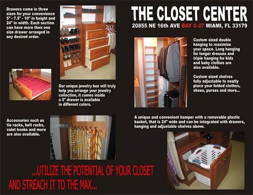 The Closet Center, Inc.