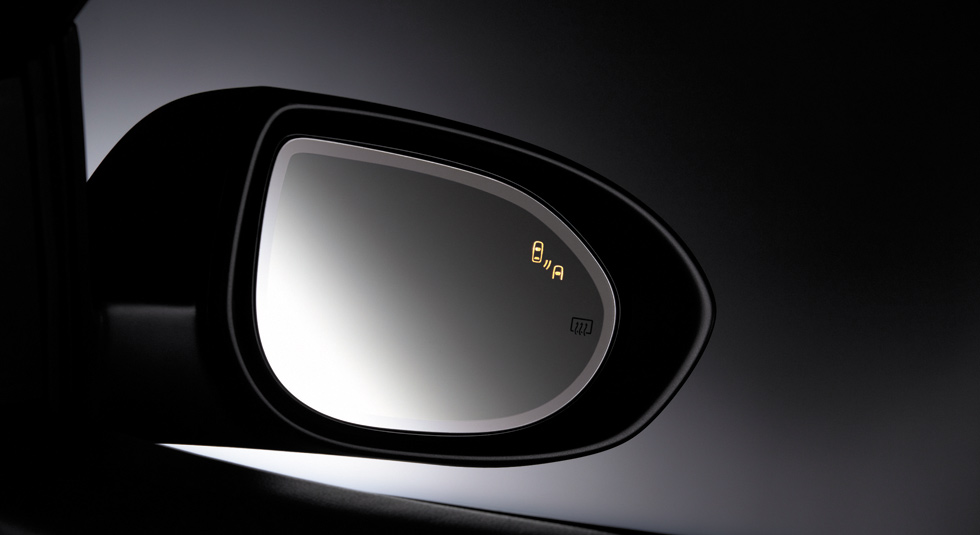 Mazda 6 Blind Spot Monitoring