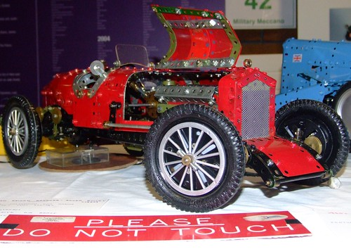 Hispano Suizer racer