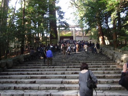 皇大神宮正宮の写真