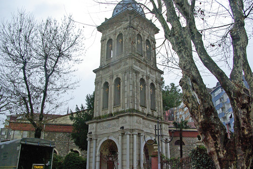 church in Kuzguncuk