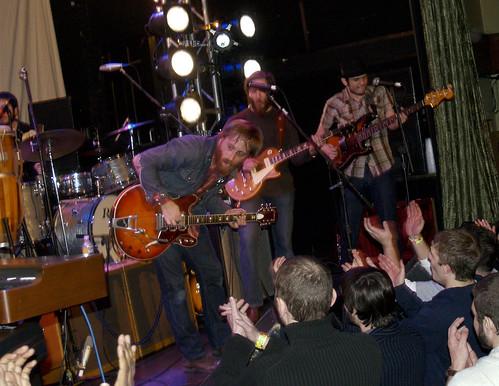 03.02.09 Dan Auerbach @ Bowery Ballroom