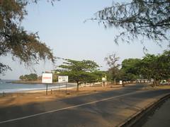 Beach Outside Family Kingdom Resort (rustinpc) Tags: sierraleone freetown