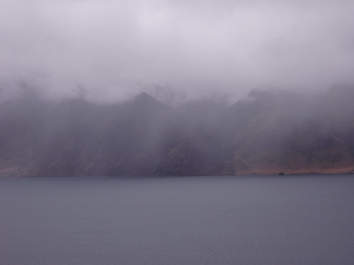 Low Clouds, Lake Hawea