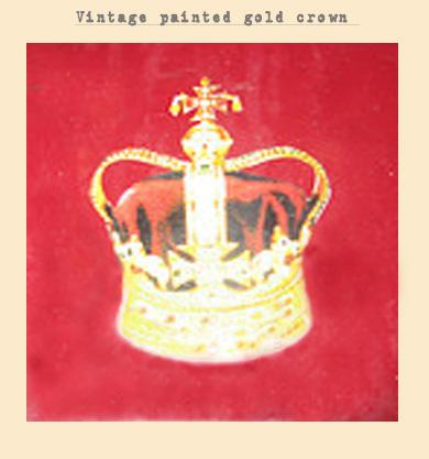 vintage crown copy new new