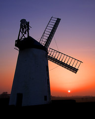 Ballycopeland Windmill 2 (Ian Humes) Tags: sunset windmill geotagged northernireland countydown ballycopeland