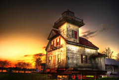 Mobile Lighthouses INC. (tearapen73) Tags: photoshop northcarolina much too overdose fdr edenton photomatix fakedynamicrange ghostbustersonwheels