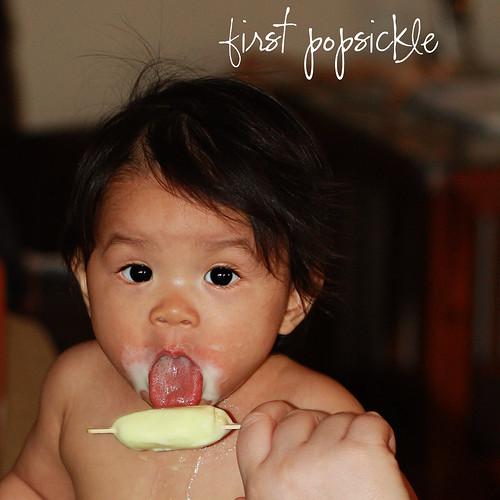 first popsickle