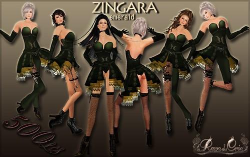 ::RC:: ZINGARA <emerald>