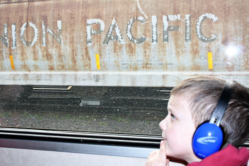 train trip, Salem 014