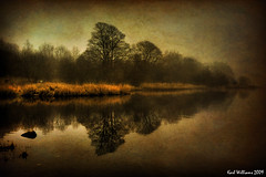 Misty Reflections (Shuggie!!) Tags: mist reflection texture water landscape scotland williams karl hdr lenzie kirkintilloch explored anawesomeshot theunforgettablepictures vosplusbellesphotos karlwilliams lirodon