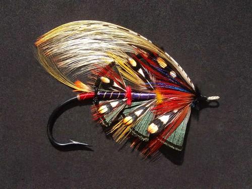 artist: fishing flies by claudio d'angelo